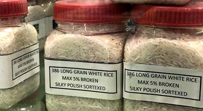 巴顶级香米出口增势现变局
