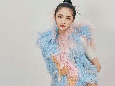 周洁琼《时装》杂志大片