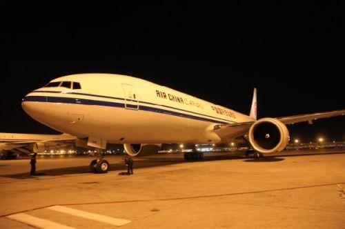 飞上海至欧美航线