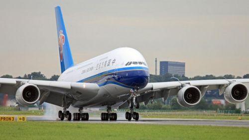 南航广州悉尼航线将取消a380执飞