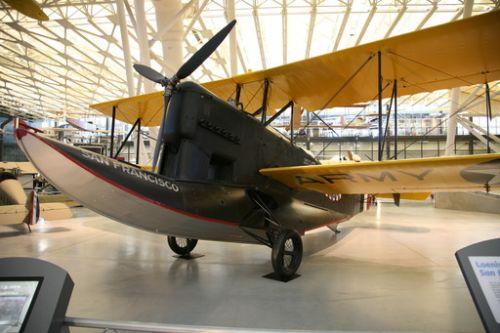 波音367-80喷气机是最大展品之