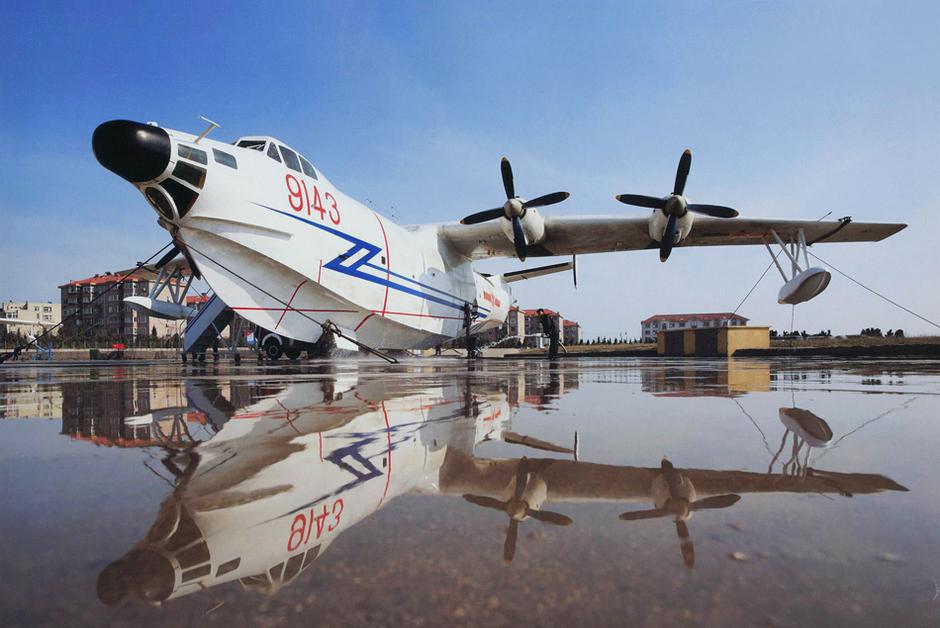制造当今世界最大水上飞机