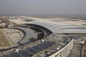 禄口机场T2将投运 两年后南京或直飞美国