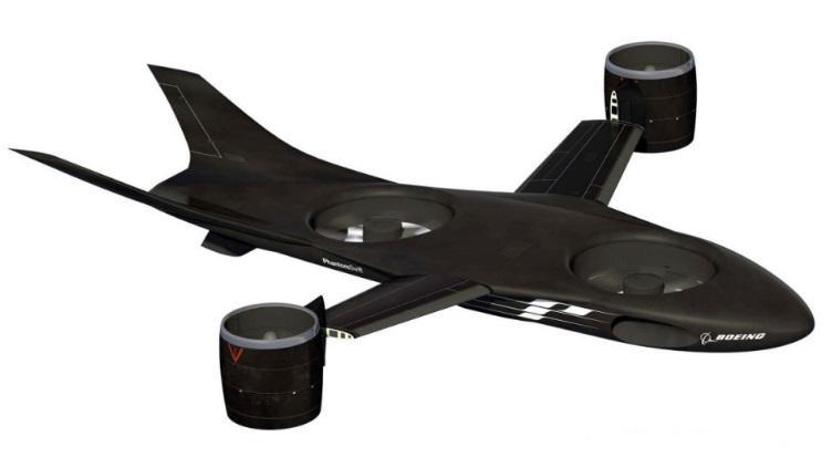 """起降x-飞机""""(vtol x-plane)概念设计"""