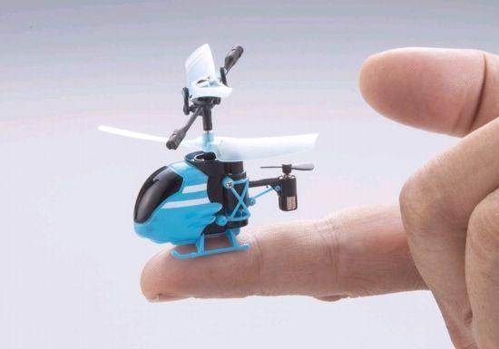 毫米长遥控直升机