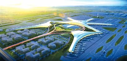 青岛新机场选址胶东 将在2015年开建