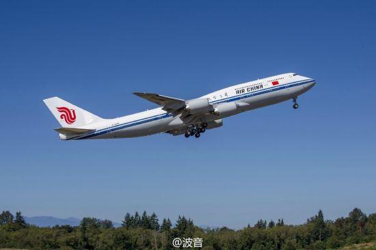 国航747-8世界最长飞机明年将执飞中美航线