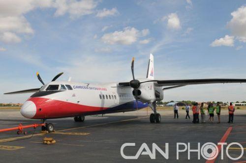 广州到柬埔寨飞机