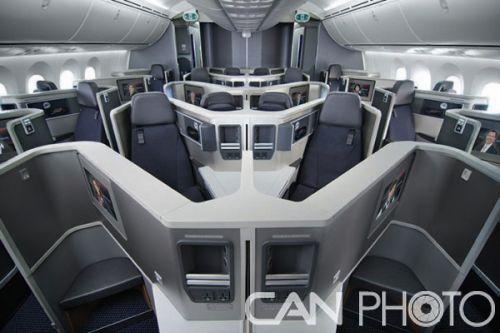 美国航空首架787飞机6月投入北京航线