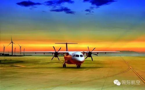 中国大客机_PW150C发动机为新舟700提供动力_航空产业_中国经济网