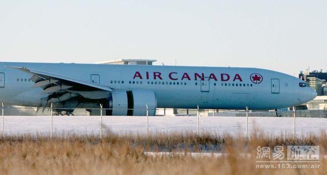 上海飞加拿大航班遇乱流20人受伤 8人被抬出