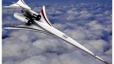 洛马公司启动美宇航局超声速飞机x-plane设计