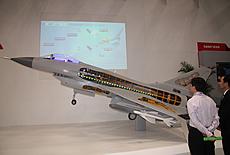 中航工业飞机模型