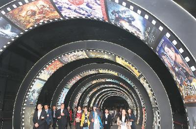 工业电影基地助力中国电影开启新纪元