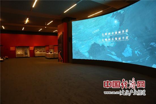大美亚细亚--亚洲文明展在京开幕崇义阳岭国家森林公园旅游攻略图片