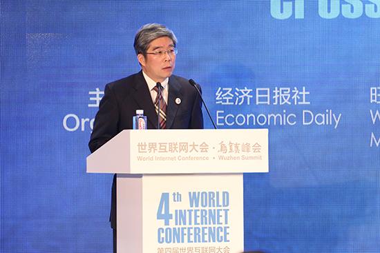 国务院台湾事务办公室主任助理周宁发表演讲。.jpg