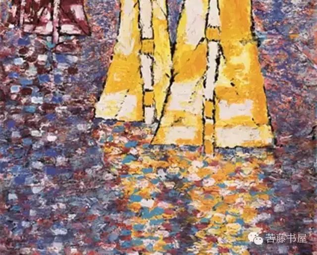 传统中国画来源于农耕文化