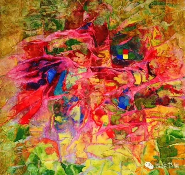 《四季》系列组画春夏秋冬第1号之夏(局部)丙烯纸本 2014 问道人生,四季轮回中感悟 那灵魂跳动的轨迹 徐冬冬绘画作品欣赏专辑之抽象篇(10)   【画家独白】   上帧无根的神韵为抽象绘画系列之九,此第十帧为四季系列组画,是描述生命灵魂在宇宙间跳动的轨迹。春、夏、秋、冬四季往复而不殆,生命之真谛在宇宙间彰扬善源而去恶根,在那宇宙间去寻觅真、善、美的体现。本帧画家独白为创作此组画时笔记心得,望能为赏画者提供最为真实的创作情感和哲学思考,愿诸位在赏画的同时,更能了解这些笔墨之趣味和画家宇宙观的建立。