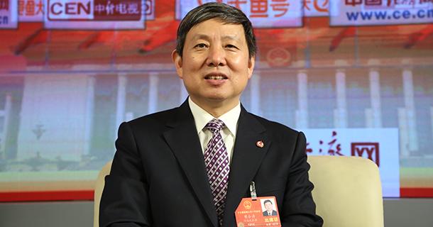全国人大代表樊会涛做客中国经济网