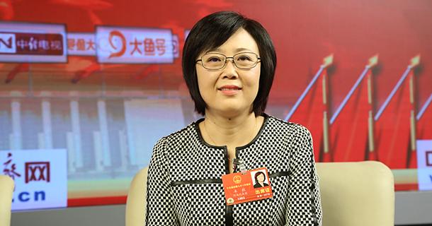 全国人大代表羊毅做客中国经济网