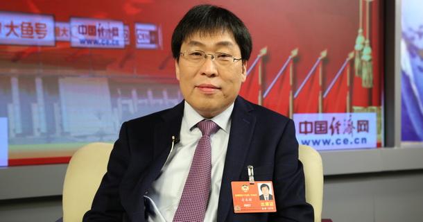 全国政协委员安来顺做客中国经济网