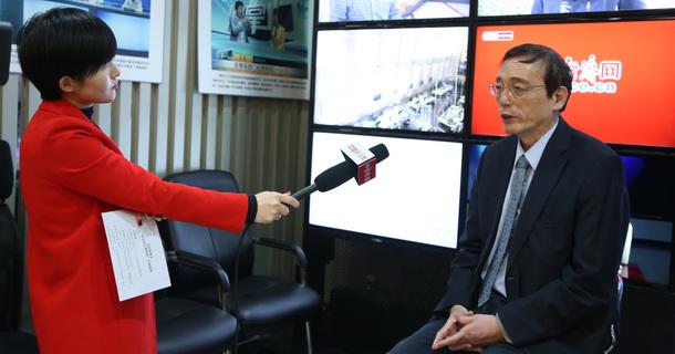 刘世锦委员接受中国经济网记者专访
