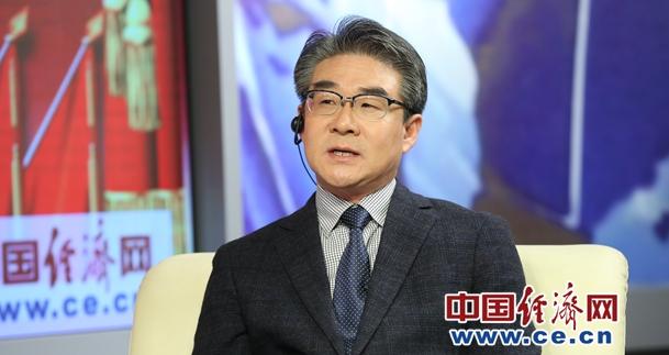 中国政经文化研究院院长金寅圭