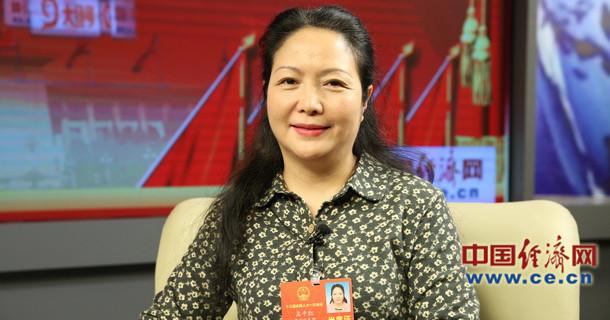 全国人大代表、贵州省农业科学院外事处处长、研究员孟平红