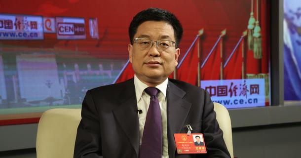 全国人大代表、中国一拖集团有限公司党委副书记、董事长赵剡水
