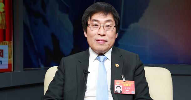 全国政协委员、中国博协副理事长兼秘书长安来顺