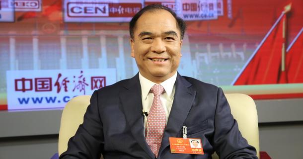 全国人大代表、广东省工商联副主席林水栖