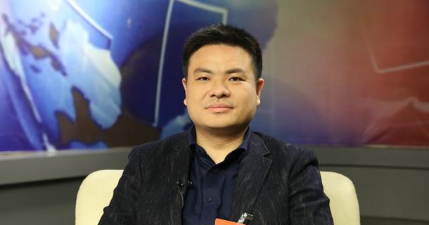 全国人大代表、深圳光启高等理工研究院院长、首席科学家刘若鹏