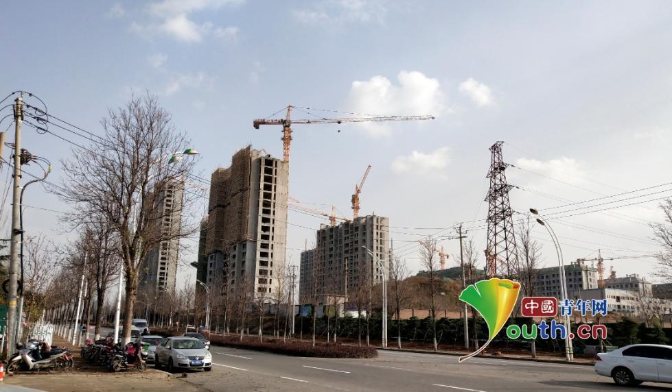 济南中康绿城四栋住宅楼因混凝土不达标被拆除重建