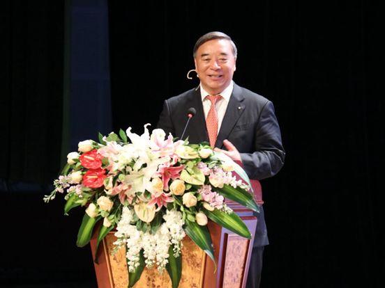 宋志平讲述国企故事:世界一流企业锻造者