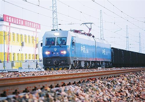 中国铁路版图新增一条纵贯南北的能源运输大通道,浩吉铁路开通