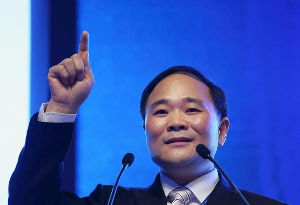 李书福谈收购奔驰母公司:90亿美元钱从哪来,为什么买