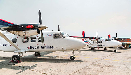 """中航工业再向尼泊尔交付2架运12e飞机 架设雪域高原""""空中丝路"""""""