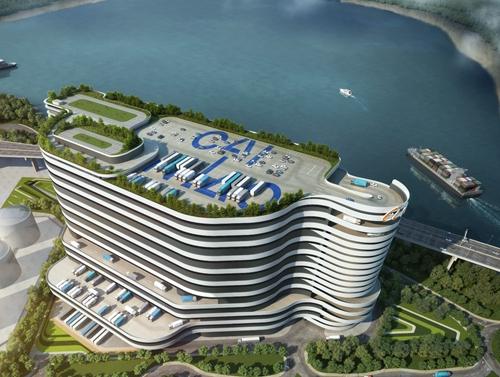 菜鸟联合中国航空、圆通在香港建智慧物流骨干