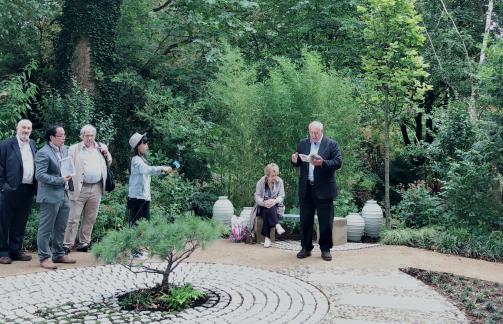 2018剑桥徐志摩诗歌艺术节在英成功闭幕