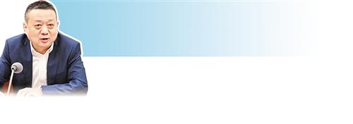 """叶氏集团董事长_北京叶氏企业集团董事长叶青:""""企业健康发展离不开党的正确领导"""""""