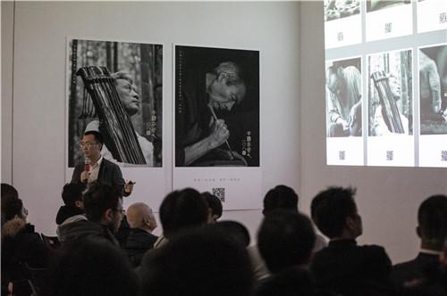 两岸传统手艺人同源对话 微纪录片《求同存艺》上线