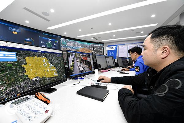 """杭州三墩镇:数字赋能 民生服务实现""""秒达"""""""