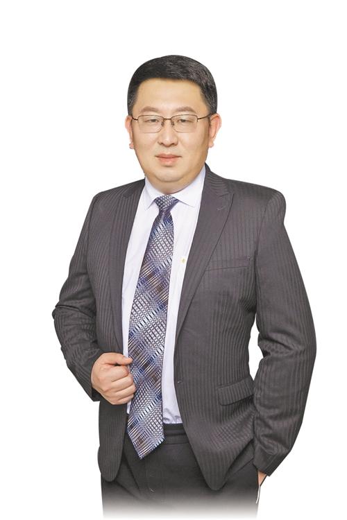 青岛青力环保设备有限公司总经理于阔涛:企业每一天都必须有价值