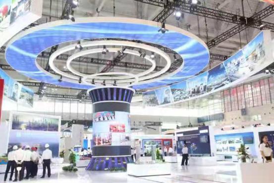中国建筑科学大会暨绿色智慧建筑博览会开幕 中建二局绿色智慧建筑成亮点