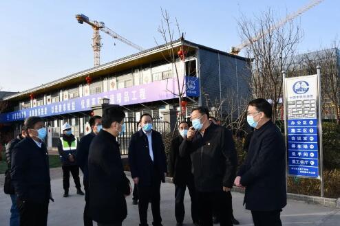 中铁八局服务地方经济新模式:EPC+F确保电子智能信息产业园高标准建成