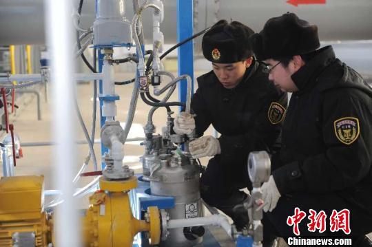 中俄原油管道进口俄罗斯原油水含量检测新标准启用