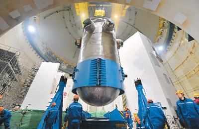 代表委员共话核电未来 中国核电