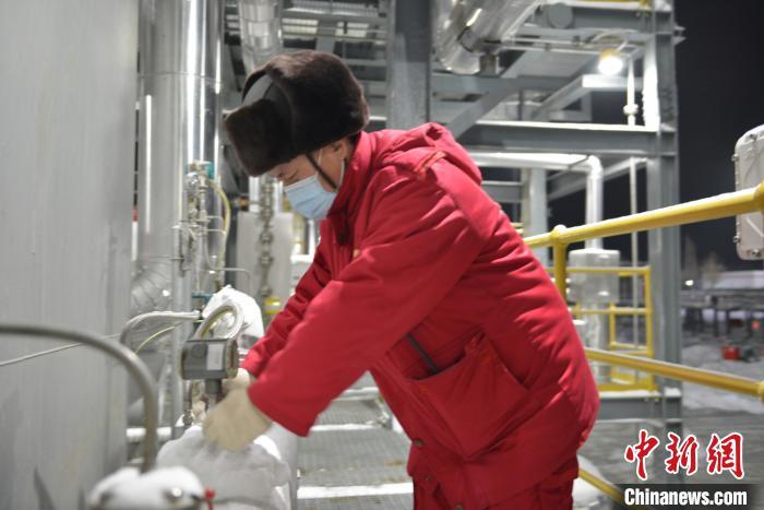 新疆油田采气一厂2020年天然气超产1800万立方米