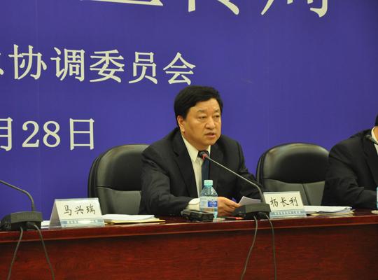 杨长利任中国广核集团党委副书记、总经理(图|简历)
