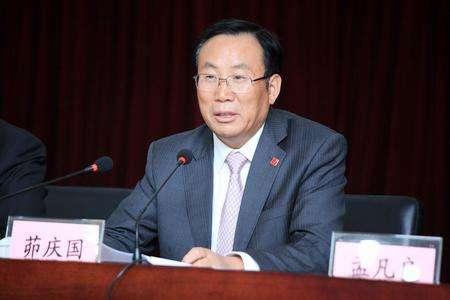 被控受贿7200余万元 中盐集团原董事长茆庆国受审(图|简历)